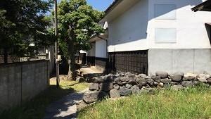 上田城、歴史の道