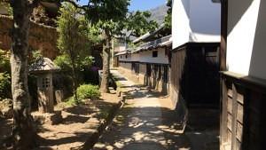 上田の歴史の道
