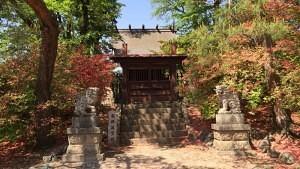 沼田城の利根英霊殿