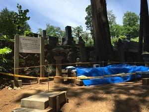 真田信尹の墓