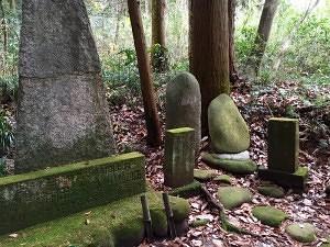 田村孫七郎の墓
