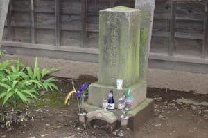 鈴木忠重の墓