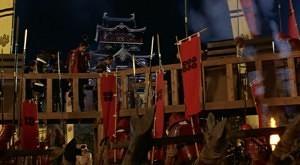 大阪城の真田幸村勢のイメージ