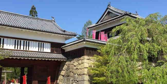 「真田氏の堅城「上田城」~徳川の大軍を二度撃退した城郭~」のアイキャッチ画像