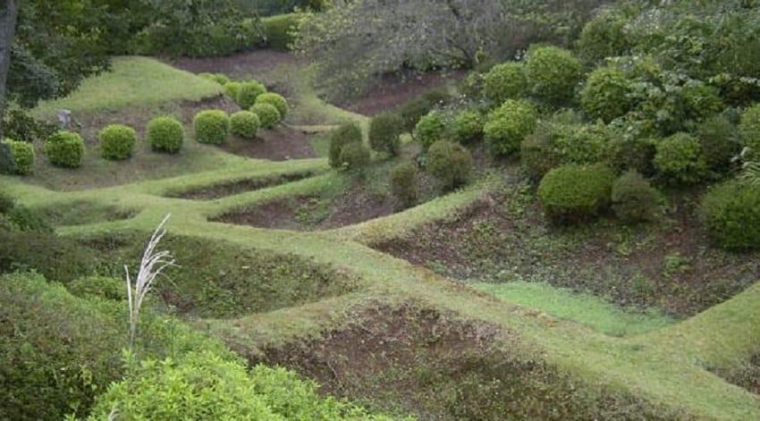 「山中城の魅力を探る~土だけからなる希少な山城~」のアイキャッチ画像