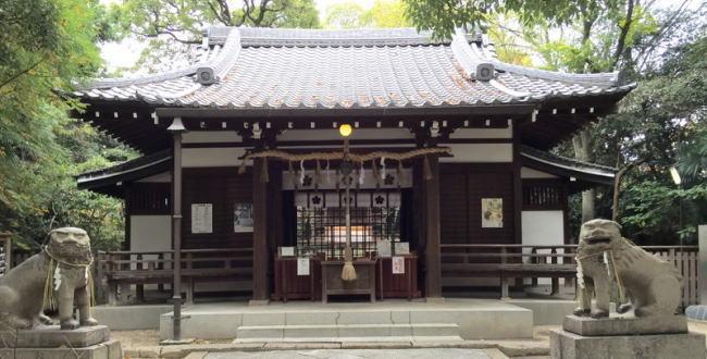 「安居神社(安井神社、安居天満宮)~恐れることなく戦い散った真田幸村最後の地」のアイキャッチ画像
